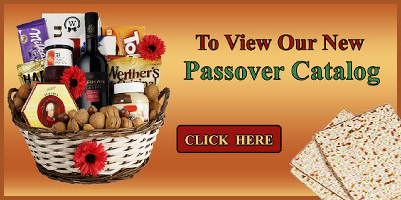 Passover Gifts in Israel